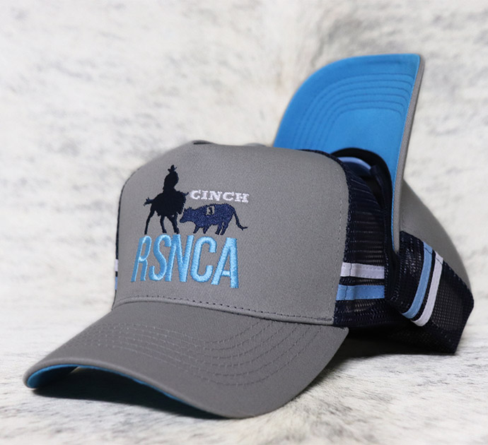 Trucker Hat Blue