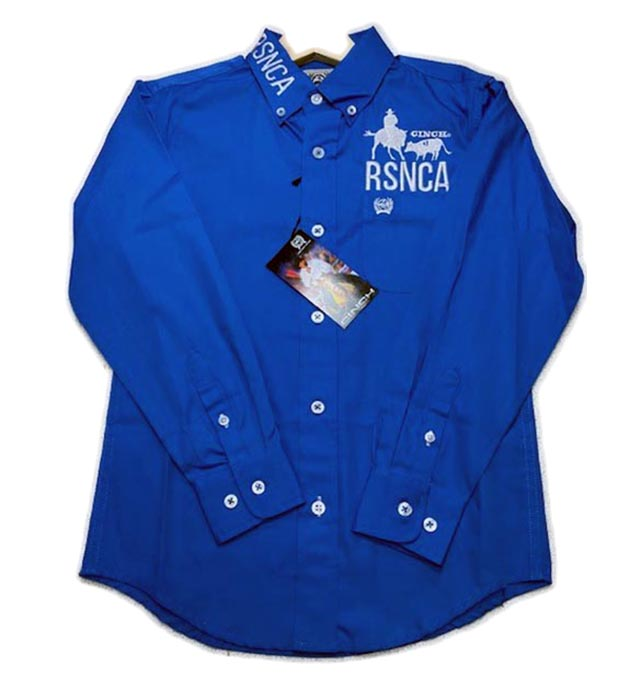Kids Shirt Blue