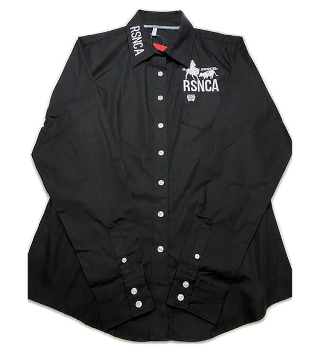 Ladies Shirt Black