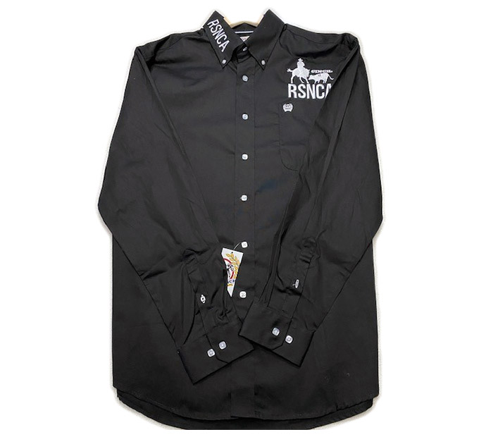 Mens Shirt Black